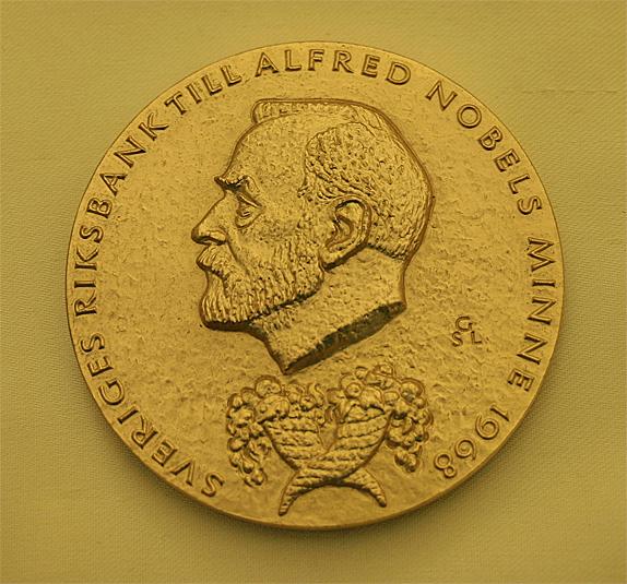 Нобелевская премия – у киприота