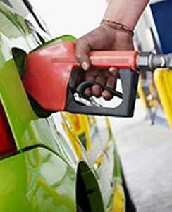 Цена на бензин растет