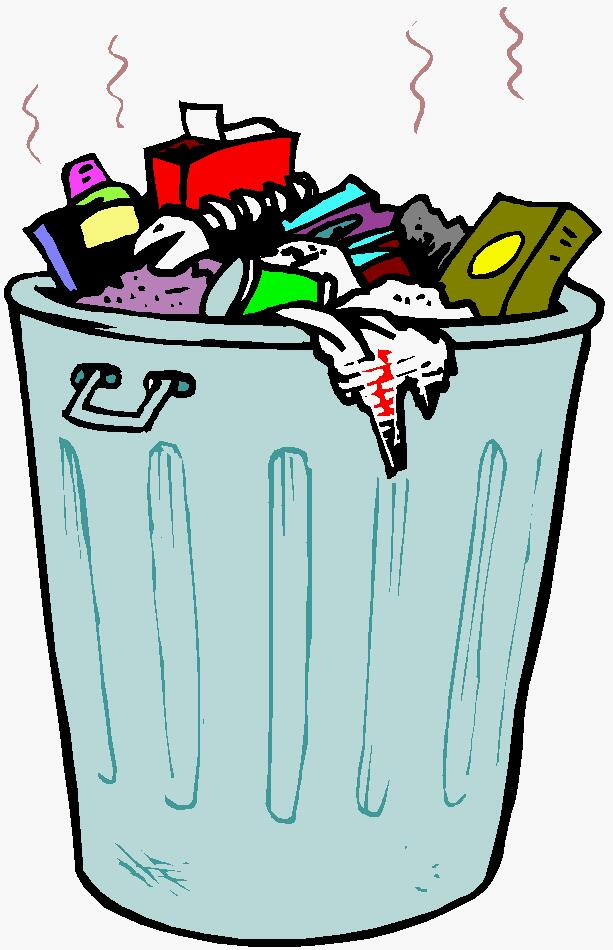 На Кипре много мусора