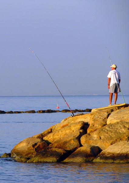 Интернет и рыболовы