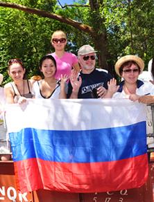 Русские на Кипре самые щедрые!