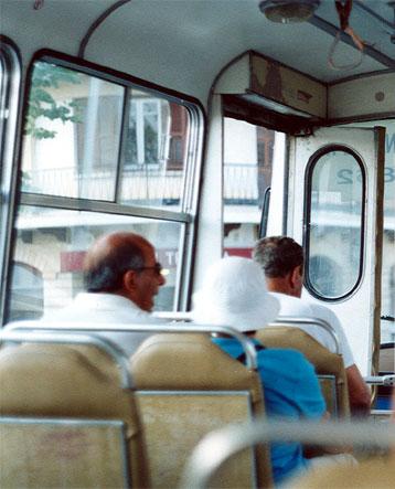 Популярность городского транспорта растет