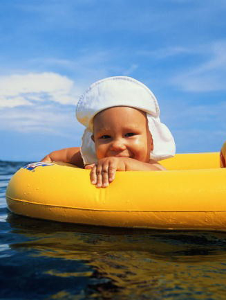 Законы пляжной жизни