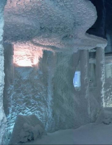На Кипре появилась соляная пещера