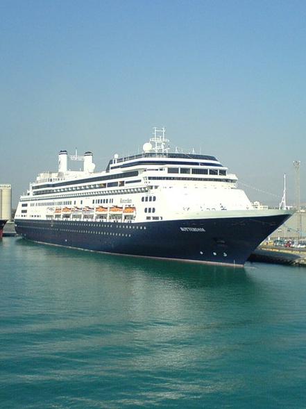 Новый зал для морских пассажиров
