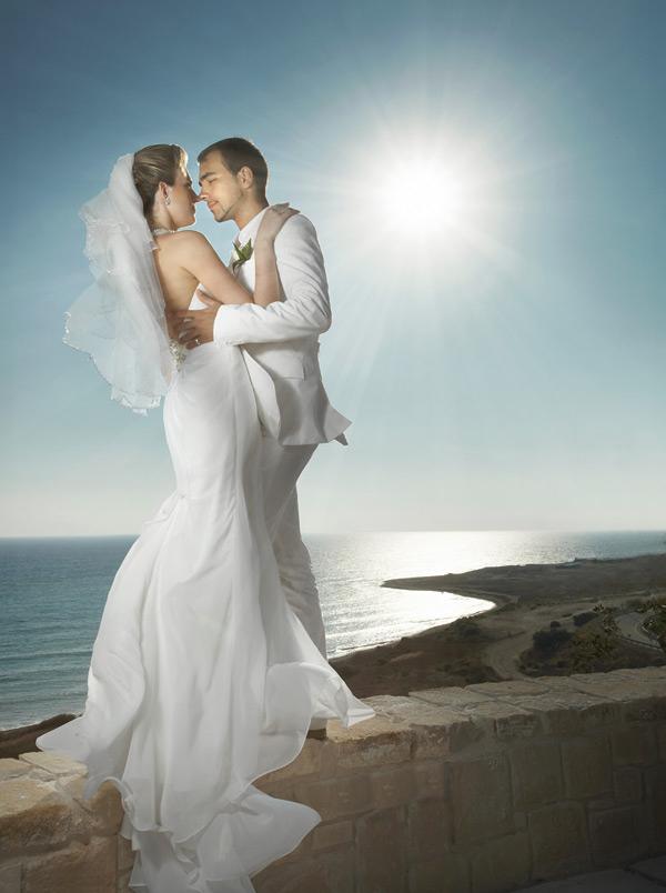 Российские свадьбы на Кипре