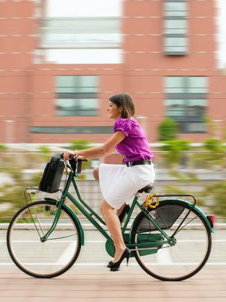 Лимассол выбирает велосипед