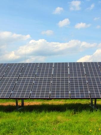 Солнечная энергия решит проблемы