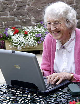 Пенсионеры работают